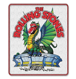 Logo The Rolling Stones - Design: Dragon
