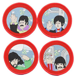 Logo Beatles - Design: Yellow Submarine Cartoon Port Hole