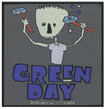 Logo Green Day - Design: Hammer Face