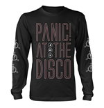 Camiseta manga comprida Panic! at the Disco 300210
