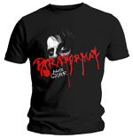 Camiseta Alice Cooper de homem - Design: Paranormal Eyes