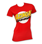 Camieta Big Bang Theory - Bazinga