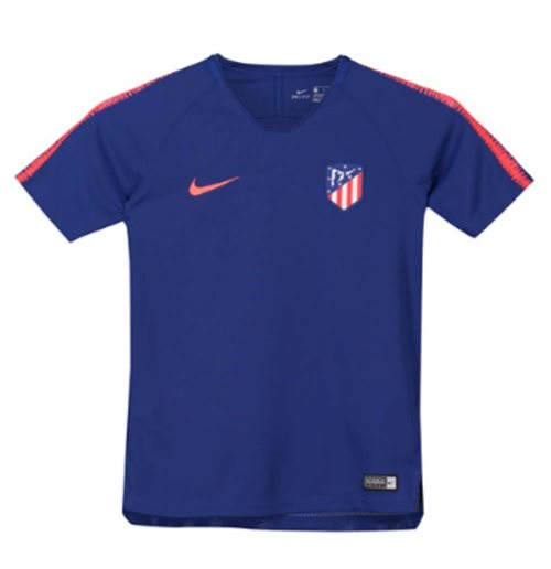 Compra Camiseta Atlético Madrid 2018 2019 Azul Real Original