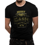 Camiseta Johnny Cash 301385