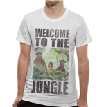 Camiseta The Jungle Book - Welcome To The Jungle
