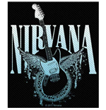Logo Nirvana - Design: Guitar