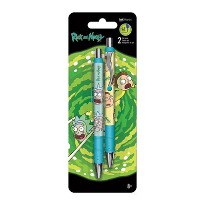 Caneta Rick and Morty