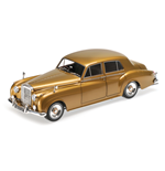 BENTLEY S2 1954 GOLD