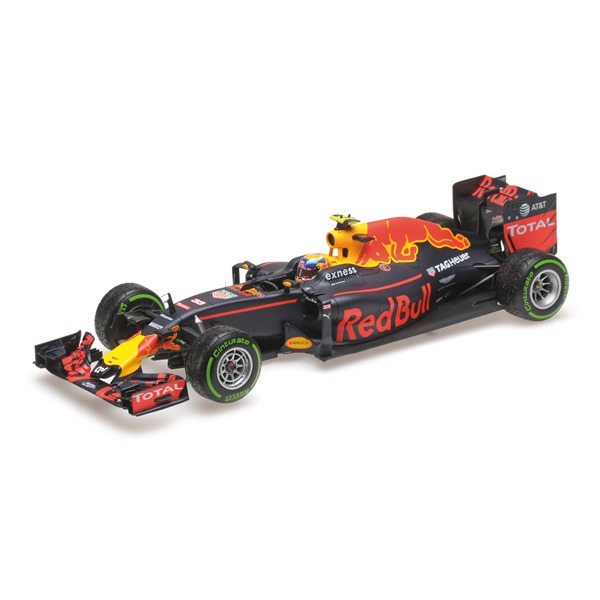 RED BULL RB12 MAX VERSTAPPEN 3RD PLACE BRAZILIAN GP 2016