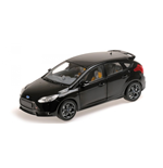 FORD FOCUS ST 2011 BLACK METALLIC