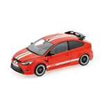 FORD FOCUS RS LE MANS EDITION RED 1967 FORD MK.IV TRIBUTE