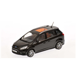 FORD C MAX GRANDE 2010 BLACK METALLIC