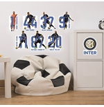 Vinil decorativo para parede FC Inter 304856