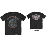 Camiseta The Rolling Stones de homem - Design: Dragon '78