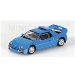 FORD RS 200 1986 BLUE