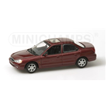 FORD MONDEO SALOON 1997 RED