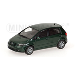 VOLKSWAGEN GOLF PLUS 2004 GREEN METALLIC