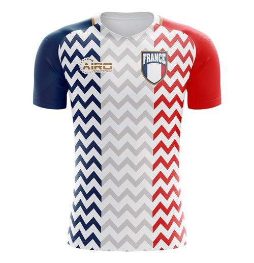 Compra Camiseta França Futebol 2018-2019 Away Original fad92cd2793cb