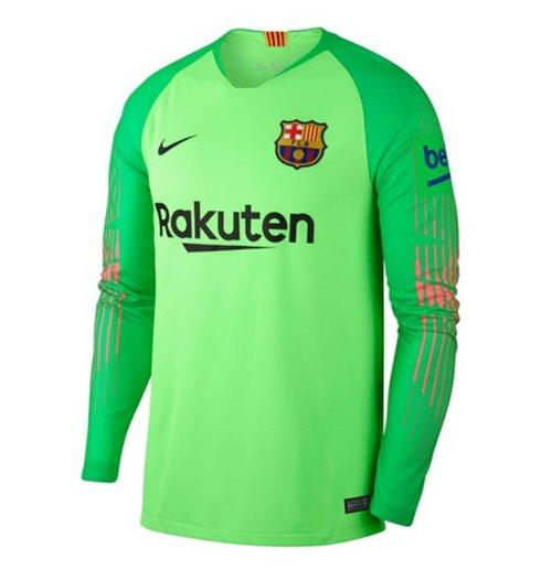 187819dc97 Camiseta 2018 2019 Barcelona 2018-2019 Away (Verde) Original Online