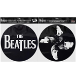 Capa de tocadiscos Beatles - Design: Drop T Logo & Faces