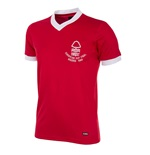 Camiseta vintage Nottingham Forest 1980 Final Copa de Europa