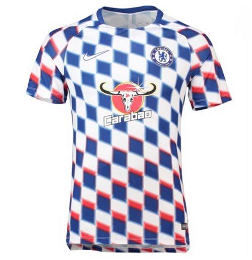 4874e596b3 Camiseta Chelsea 2018-2019 (Branco) Original  Compra Online em Oferta