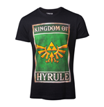 Camiseta The Legend of Zelda 308312