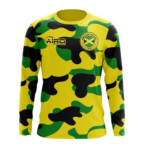 Compra Camiseta Jamaica Futebol 2018-2019 Home Original 9176615d904b2