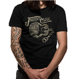 Camiseta Johnny Cash 309474