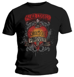 Camiseta Alice Cooper Schools Out Dagger