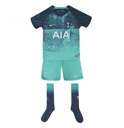 Equipamento de futebol para criança Tottenham Hotspur 2018 2019 Third