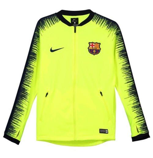 Jaqueta FC Barcelona 2018-2019 Original  Compra Online em Oferta 1708dba0bf7d6