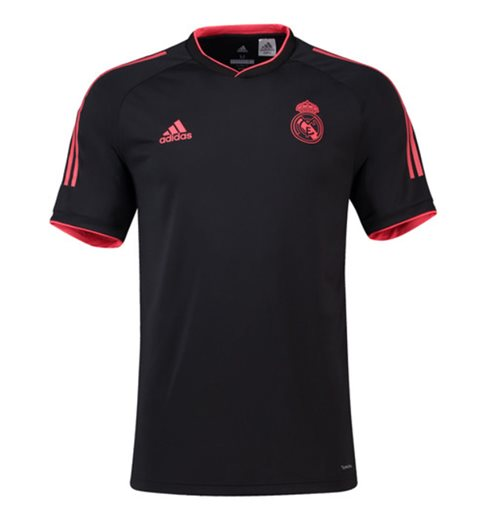 Camiseta Real Madrid 2018-2019 (Preto)
