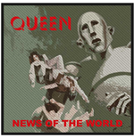 Logo Queen - Design: News of the World