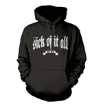 Suéter Esportivo Sick of it all 315226