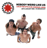 Vinil Red Hot Chili Peppers - Nobody Weird Like Us
