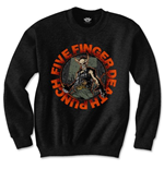 Suéter Esportivo Five Finger Death Punch de homem - Design: Seal of Ameth