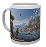 Caneca Assassins Creed 317209
