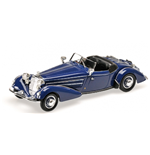 HORCH 855 SPECIAL ROADSTER 1938 DARK BLUE