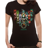 Camiseta Aquaman 318051