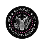 Logo Ramones - Design: 40th Anniversary