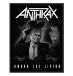 Logo Anthrax - Design: Among the Living