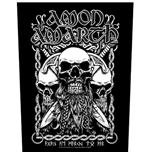 Logo Amon Amarth - Design: Bearded Skull