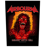 Logo Airbourne - Design: Breakin' Outa Hell
