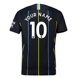 Camiseta 2018/2019 Manchester City FC 2018-2019 Away personalizada
