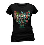 Camiseta Aquaman 320196