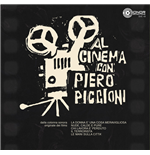 Vinil Piero Piccioni - Al Cinema Con Piero Piccioni (Ltd To 300)
