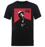 Camiseta Snoop Dogg de homem - Design: Red Square