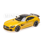 MERCEDES AMG GT-R 2017 YELLOW