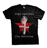 Camiseta Rage Against The Machine 322242